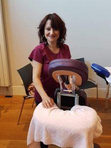 Stoelmassage | Massge en Voetreflex bij Ingrid